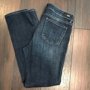 Kut from the cloth straight leg jeans